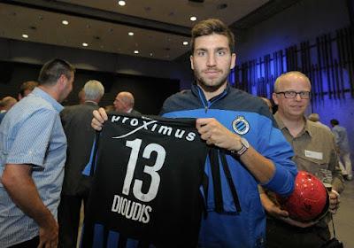 Maakt Griekse doelman zijn debuut bij Club Brugge?