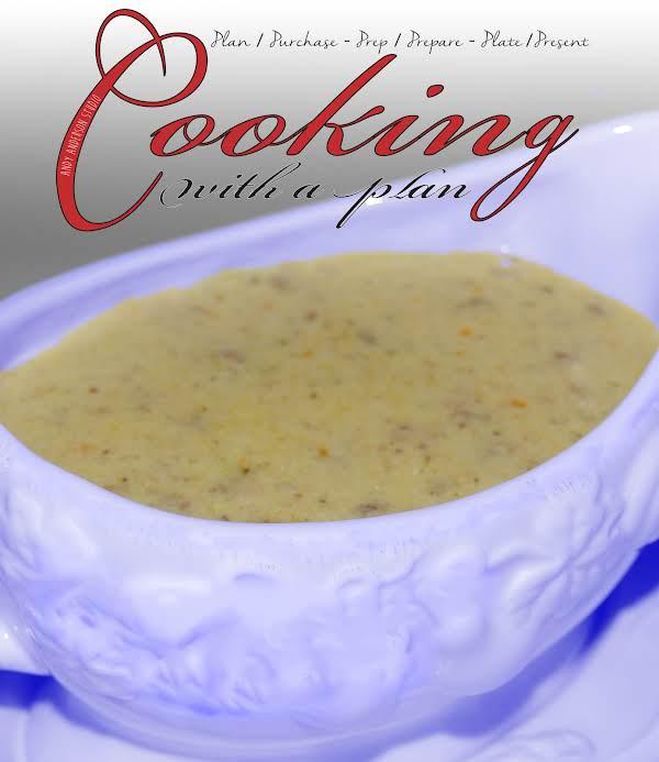 Day Ahead Giblet Pan Gravy Recipe