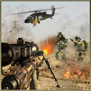 Elite Sniper Assassin Army War for PC and MAC