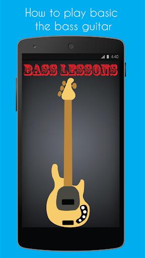 Bass Guitar Bass Lessons