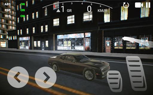 USA Car Driving Simulator: Night Driving Games 4 screenshots 4