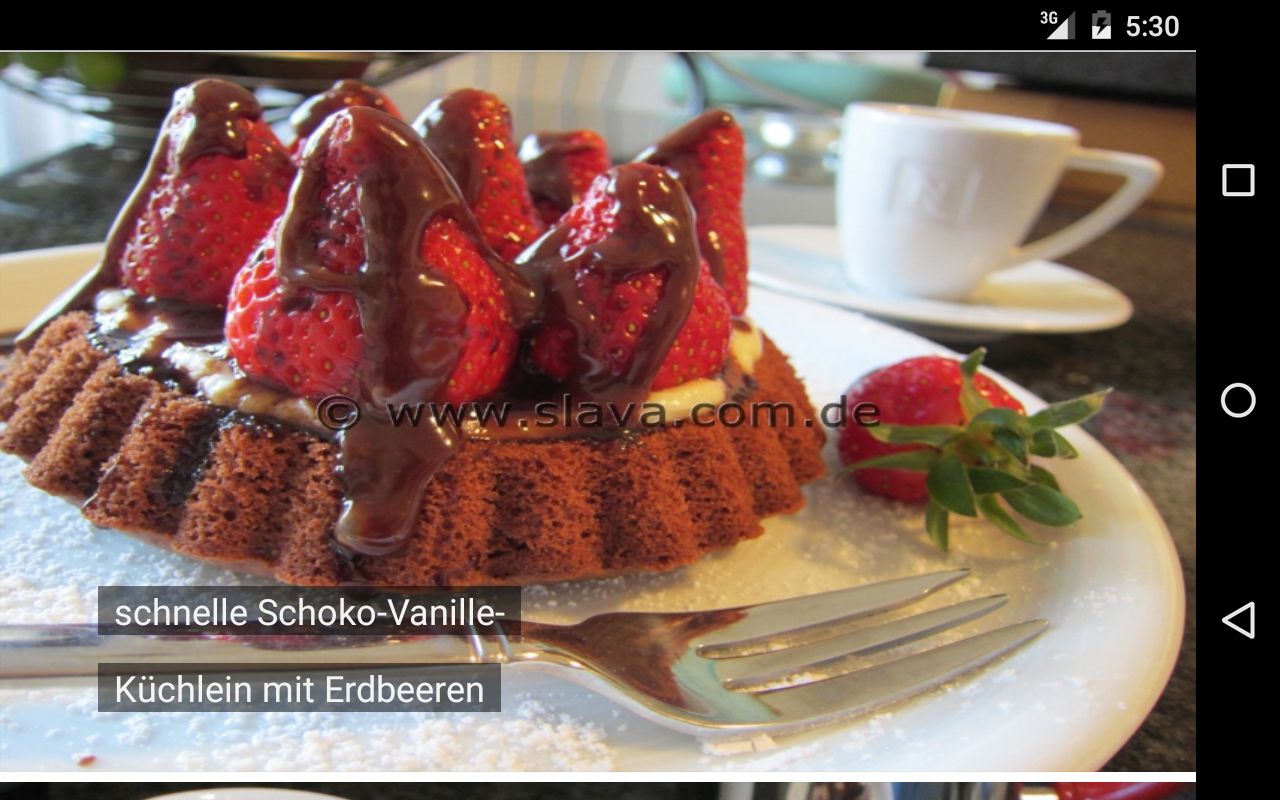 Slava kochen und backen android apps on google play for Backen und kochen