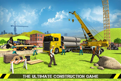 City Road Builder Construction Excavator Simulator 1.0.6 {cheat|hack|gameplay|apk mod|resources generator} 4