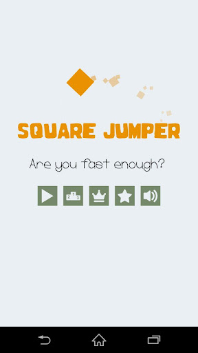 Square Jumper- Free Jump Game