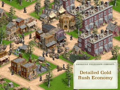 1849: Gold Edition Screenshot