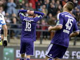 Anderlecht: Defour, Marin et Rolando incertains