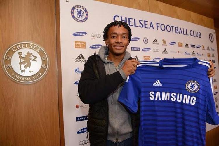 Et si Cuadrado quittait déjà Chelsea ?