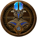 steam punk face live wallpaper icon