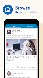 LinkedIn APK screenshot thumbnail 5