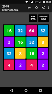 Game 2048 APK for Windows Phone