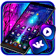 Purple light Forest Theme Download on Windows