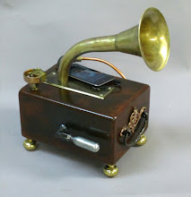 Photo: Steampunk iPod Speaker