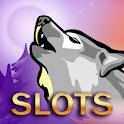 Wolf Sky Moon Slot Machine icon