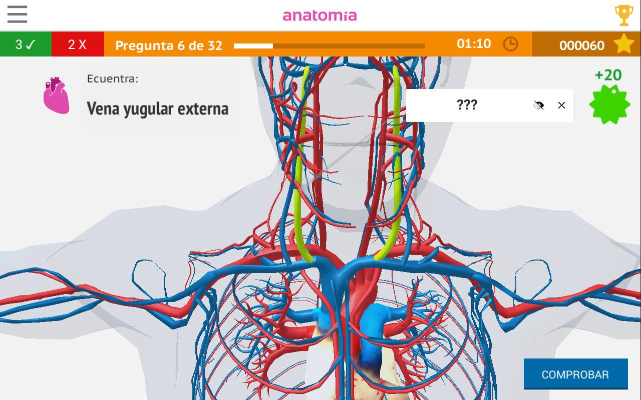Anatomía 360 - Android Apps on Google Play
