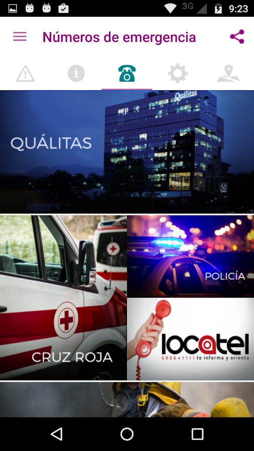 Qm vil aplicaciones android en google play for Oficina qualitas auto barcelona