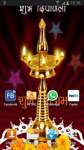 Diwali Live Wallpaper HD