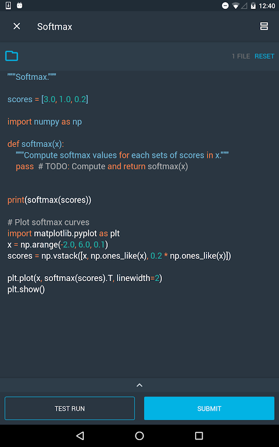 Udacity - Learn Programming- screenshot