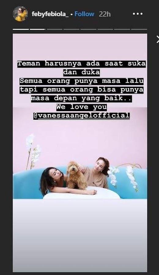 Instagram @febyfebiola