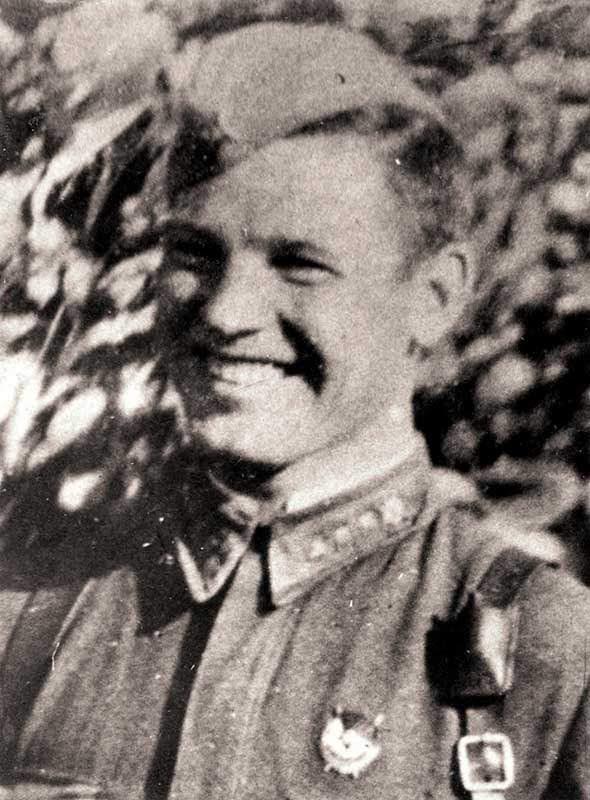 Сайганов В.Н. - лейтенант 35 осбр