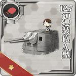 12.7cm連装砲A型