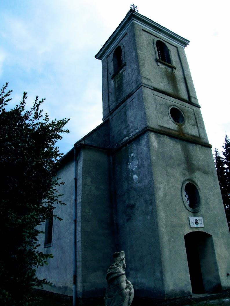 Bozsok - Szent József-kápolna+Raffensperger-kereszt
