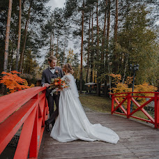 Wedding photographer Natalya Kalabukhova (kalabuhova). Photo of 05.11.2018