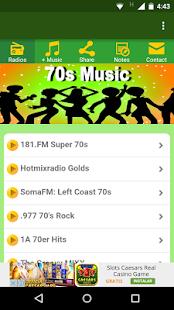 70s Music Radio Free - náhled