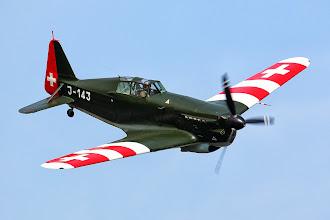 Photo: Morane-Saulnier MS-412, loni měl francouzské barvy