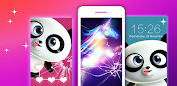Screen Lock - Funny and Safe Lock Screen App Apps (apk) baixar gratuito para Android/PC/Windows screenshot