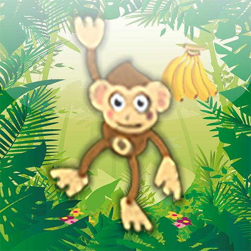 Dschungel Affen Wippe 休閒 App LOGO-硬是要APP