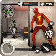 Spider Survival Jail Prison Stealth Escape Hero
