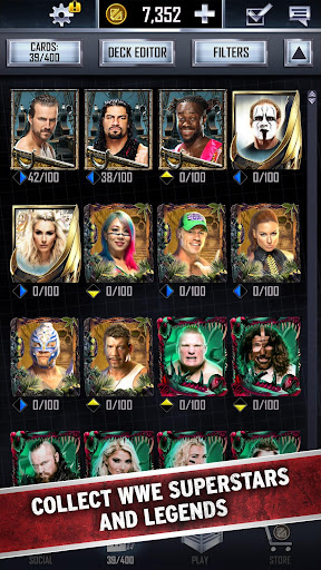 WWE SuperCard u2013 Multiplayer Card Battle Game 4.5.0.4872049 screenshots 2