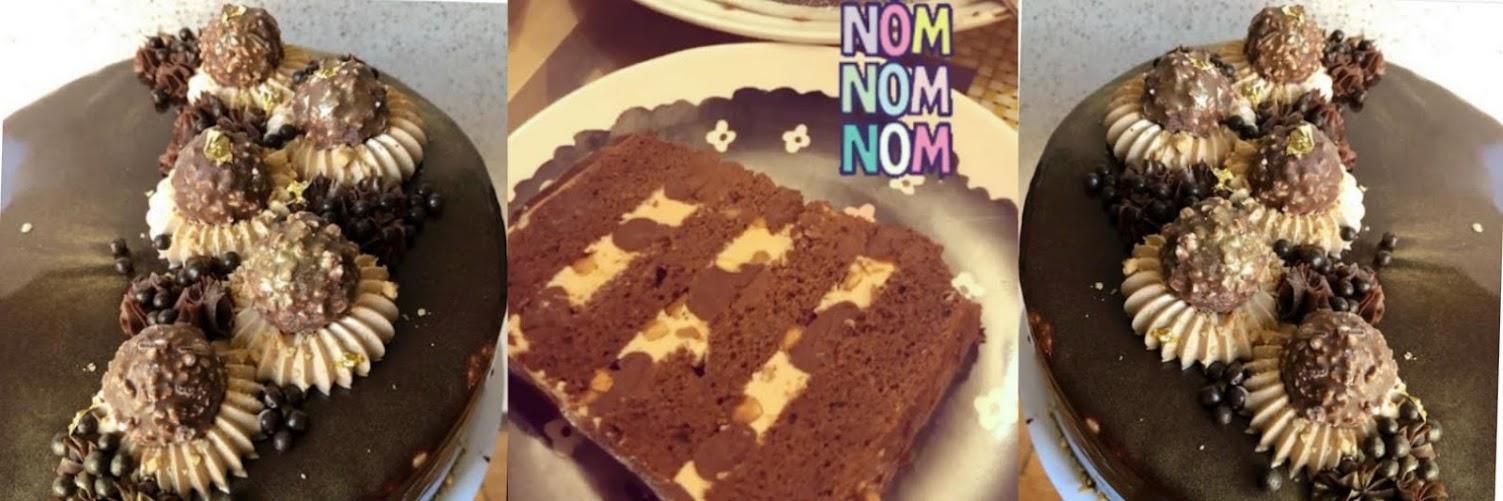 Altona: Rocher Chocolate Cake  Baking Workshop (Sunday)