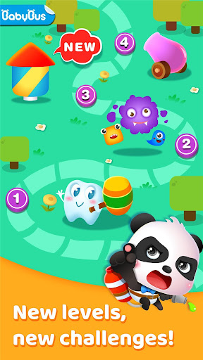 Baby Panda's Body Adventure 8.32.00.00 screenshots 1