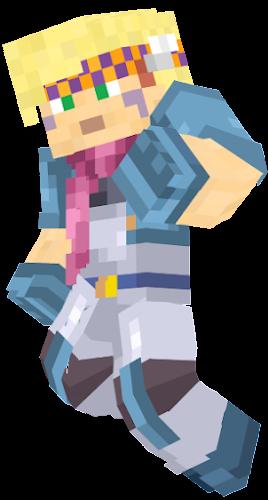 CAESAR ZEPPELI | Minecraft Skin