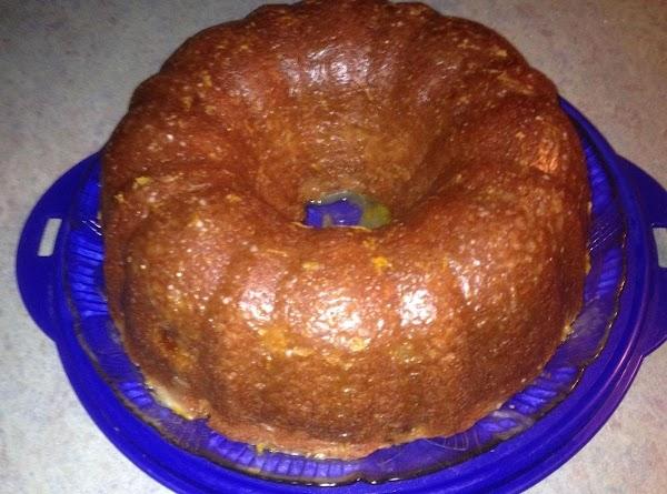 Pina Colada Cake W/cutie Glaze Recipe