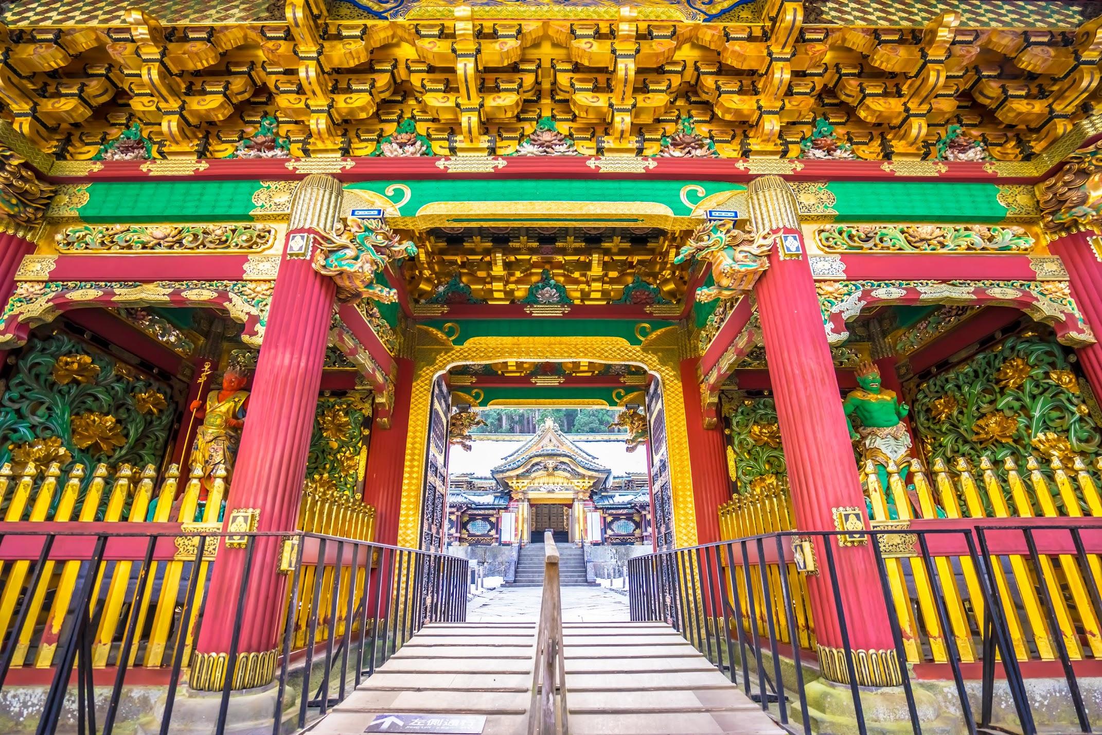 Nikko Taiyuin Nikkosan Rinno-Ji Temple3