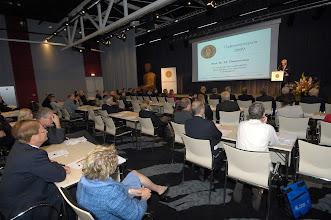 Photo: Bijeenkomst ter gelegenheid van de uitreiking van de Galenus Geneesmiddelenprijs en Galenus Researchprijs 2009 in Leidenfoto © Bart Versteeg 10-6-09