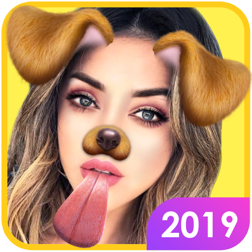 Face Filter, Selfie Editor - Sweet Camera Icon