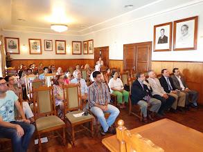Photo: Sessão de apresentação do espaço Level UP