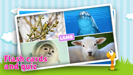 Animal flashcard & sounds for kids & toddlers android2mod screenshots 7
