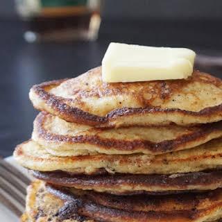 Vanilla Ricotta Pancakes (low Carb).