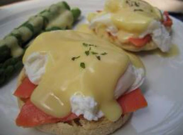 Eggs Benedict With Smoked Salmon Recipe