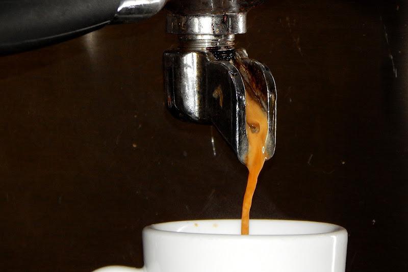 Buongiorno. Un caffè, Grazie! di abi313