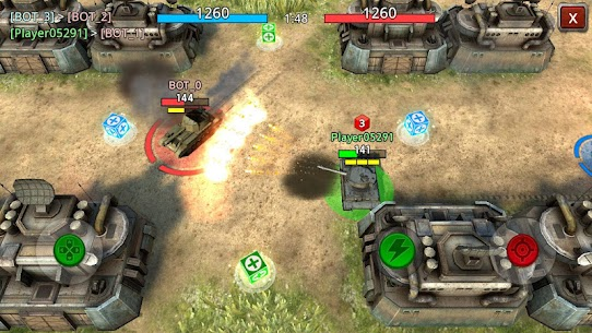 Battle Tank 2 Mod Apk (Unlimited Money) 1