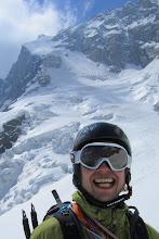 Photo: One happy skier!