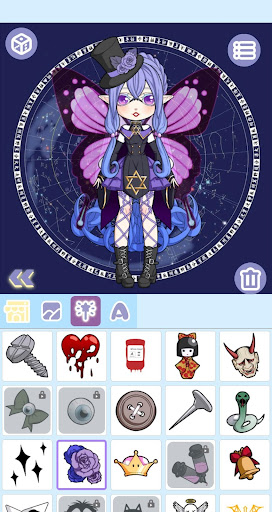 Magical Girl Dress Up: Magical Monster Avatar image | 13