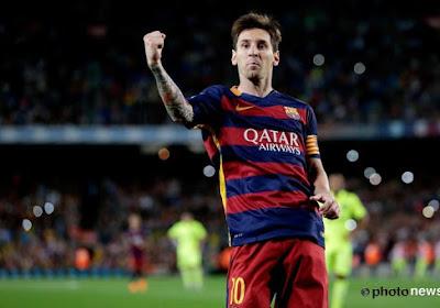 Encore un record pour Lionel Messi !
