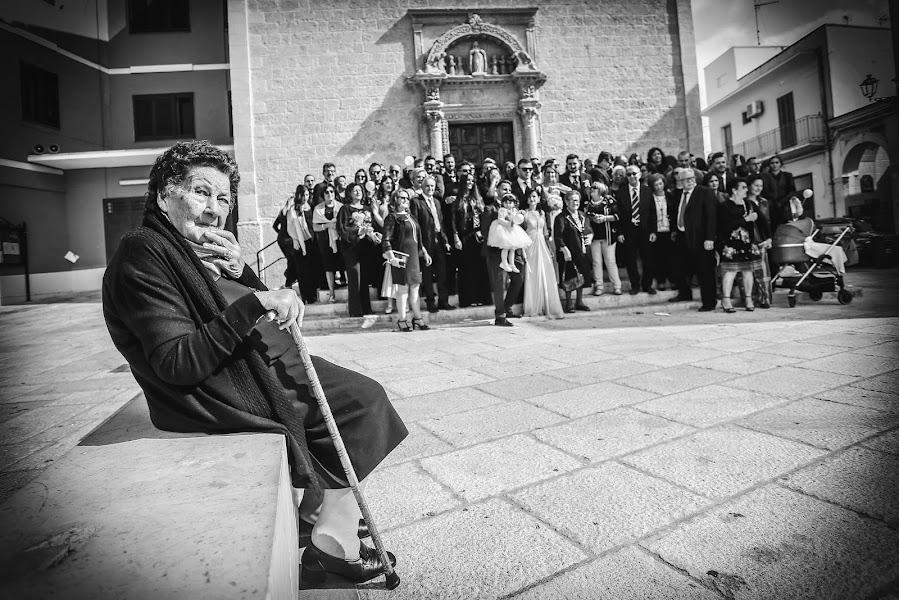 Vestuvių fotografas Alessandro Spagnolo (fotospagnolonovo). Nuotrauka 22.10.2018