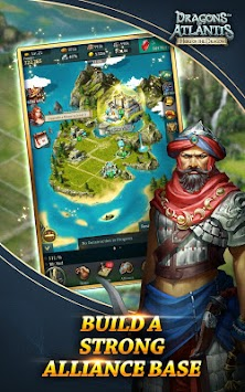 Dragons Of Atlantis APK screenshot thumbnail 2